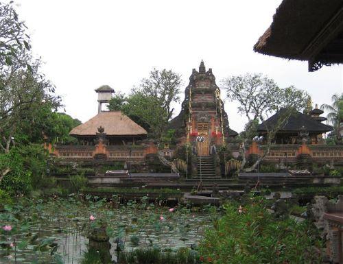 Bali Lotus Temple